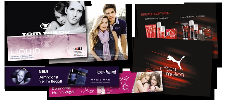 HeberLink - Druck der Broschüren und Flyer